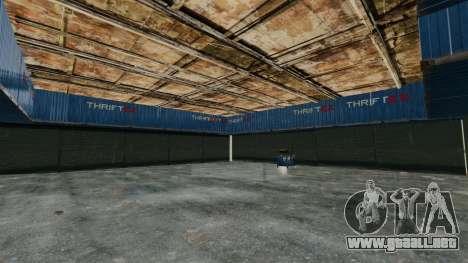 Garaje para GTA 4 tercera pantalla