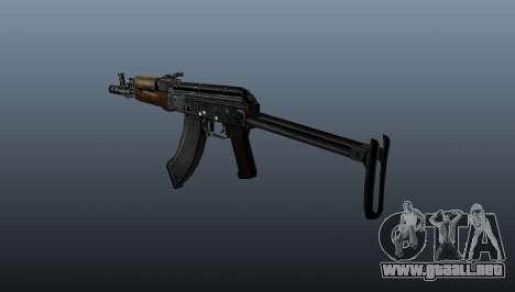 Khyber Pass AK-47 para GTA 4 segundos de pantalla