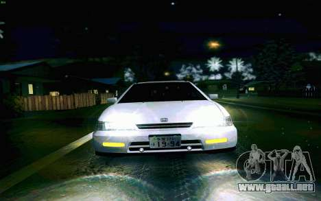 Honda Accord Wagon para GTA San Andreas left