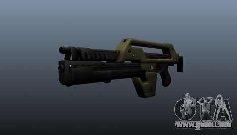 Rifle M41A L-E-N asesino para GTA 4