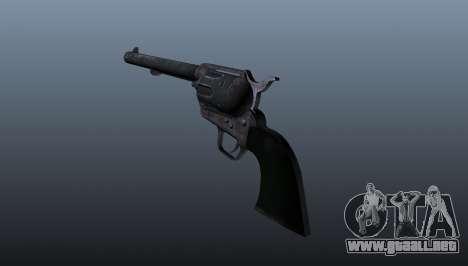 Revólver Cattleman para GTA 4 segundos de pantalla