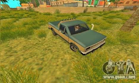 Armadura todoterreno Bobcat para GTA San Andreas