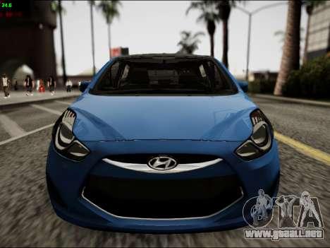 Hyundai ix20 para visión interna GTA San Andreas