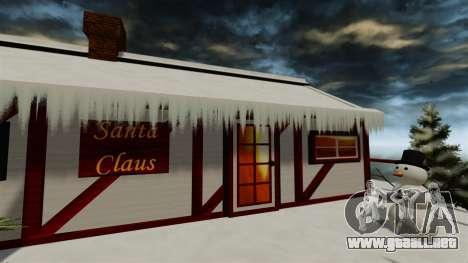 Isla de Navidad para GTA 4 adelante de pantalla