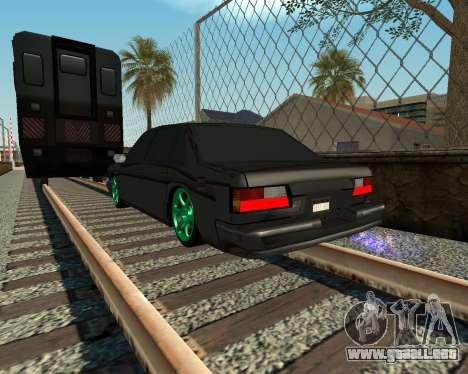 Entonado Premier V2 para la visión correcta GTA San Andreas