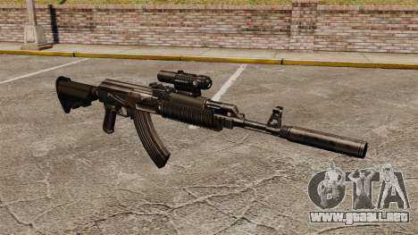 AK-47 (táctico) para GTA 4