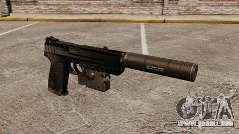 Pistola HK USP para GTA 4