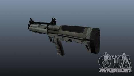 Kel-Tec KSG escopeta 12 v2 para GTA 4 segundos de pantalla