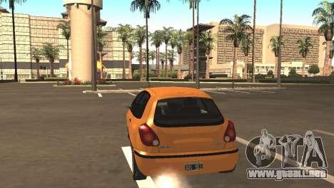 Fiat Bravo 16v para la visión correcta GTA San Andreas
