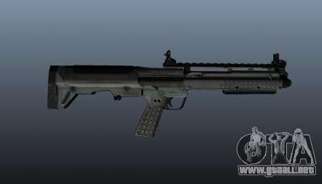 Kel-Tec KSG escopeta 12 v2 para GTA 4 tercera pantalla