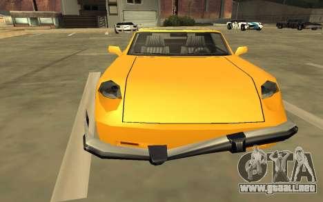 GTA V to SA: Realistic Effects v2.0 para GTA San Andreas undécima de pantalla