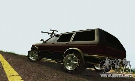 Landstalker nuevo para GTA San Andreas left
