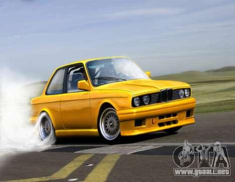 Pantalla de arranque de BMW para GTA 4 segundos de pantalla
