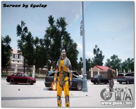 Gordon Freeman para GTA 4