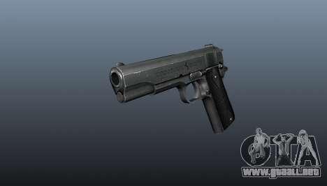 Pistola M1911 v3 para GTA 4