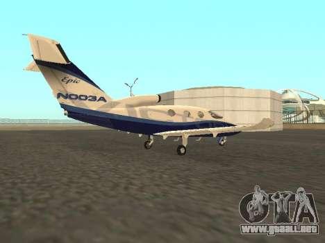 La épica victoria de Microsoft Flight Simulator para GTA San Andreas left