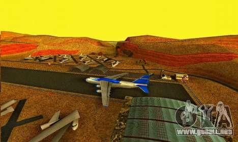 Andromada GTA V para GTA San Andreas left
