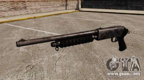 Escopeta para GTA 4 tercera pantalla
