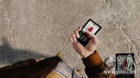 El tema de los personajes principales de GTA 5 para GTA 4 segundos de pantalla