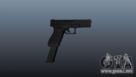 Glock 18 Akimbo v1 para GTA 4 tercera pantalla