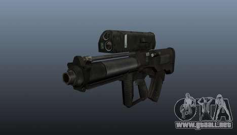 El lanzagranadas XM-25 para GTA 4