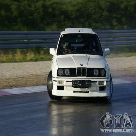 Pantalla de arranque de BMW para GTA 4 quinta pantalla