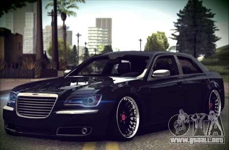 Chrysler 300C Stance para GTA San Andreas