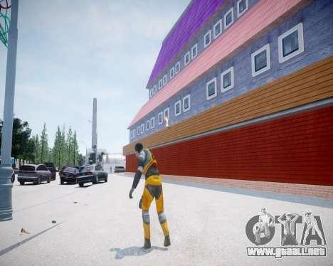 Gordon Freeman para GTA 4 tercera pantalla
