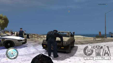 Map-Radar-HUD Pack para GTA 4 séptima pantalla