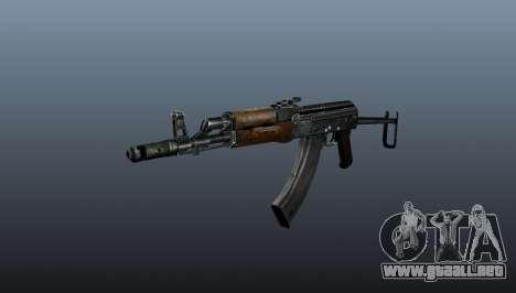 Khyber Pass AK-47 para GTA 4