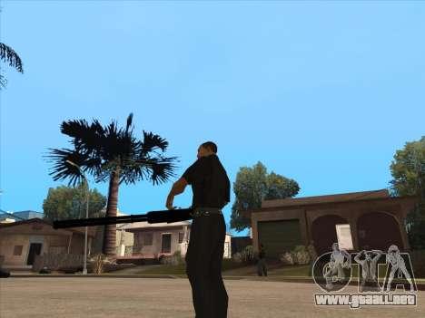 GŠG-7, 62 para GTA San Andreas sucesivamente de pantalla