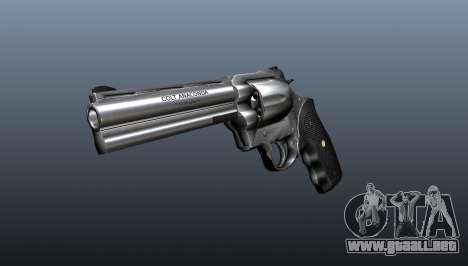 Revólver Colt Anaconda v1 para GTA 4