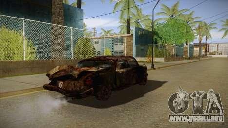 New Glenshit para la visión correcta GTA San Andreas