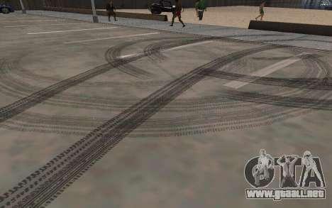GTA V to SA: Realistic Effects v2.0 para GTA San Andreas sexta pantalla