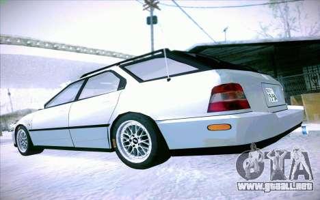 Honda Accord Wagon para la visión correcta GTA San Andreas
