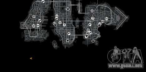 Destino ciudad desierta para GTA 4 séptima pantalla