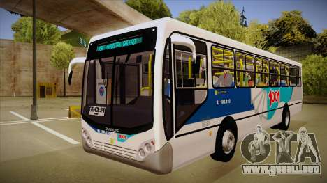 Busscar Urbanuss Pluss 2009 para GTA San Andreas