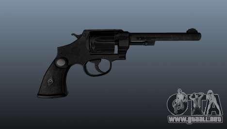 Revólver de doble acción para GTA 4 tercera pantalla