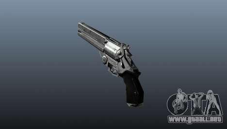 Trigun Revolver para GTA 4 segundos de pantalla