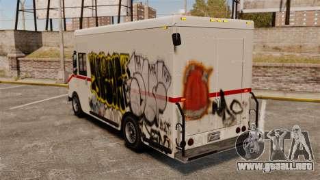 Nuevo graffiti de Boxville para GTA 4 visión correcta