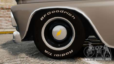 Chevrolet C-10 Stepside v2 para GTA 4