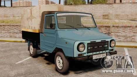 LuAZ-13021 para GTA 4