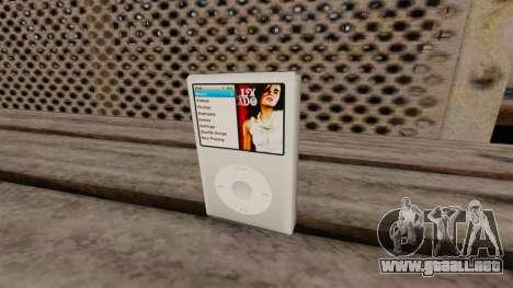 iPod para GTA 4