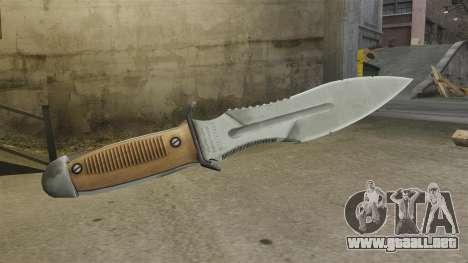 Cuchillo para GTA 4