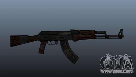 AK-47 v2 para GTA 4 tercera pantalla