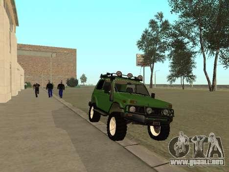 VAZ 21213 Niva 4 x 4 Off Road para GTA San Andreas