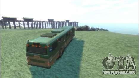 Bus de GTA 5 para GTA 4 visión correcta