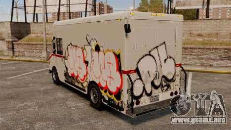 Nuevo graffiti de Boxville para GTA 4 left