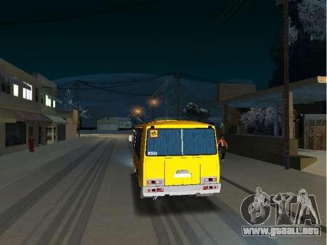 SURCO escuela 32053-70 para la visión correcta GTA San Andreas