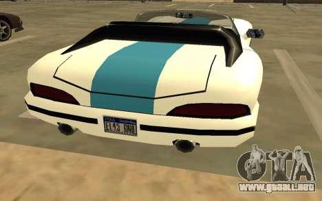 GTA V to SA: Realistic Effects v2.0 para GTA San Andreas séptima pantalla